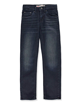 Boys' 511 Performance Jeans by Levi's in Dark blue - Jeans