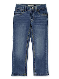 Boys' Performance Jeans by Levi's in Medium blue - Jeans