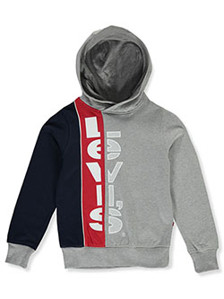 Levi's Boys' Vertical Logo Hoodie by Levis's