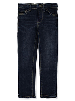 Girls' 710 Super Skinny Jeans by Levi's in Dark blue