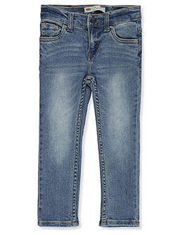 Boys' Extreme Skinny 519 Jeans by Levi's in Light blue - Jeans