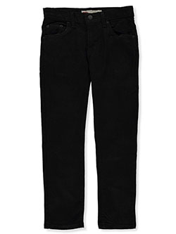 Boys' 511 Slim Jeans by Levi's in Black - Jeans