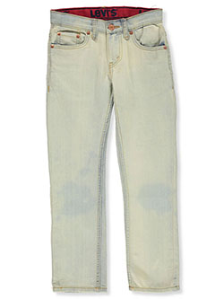 Boys' 511 Slim Jeans by Levi's in Light blue - Jeans