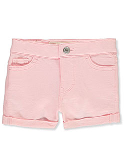 Baby Girls' Knit Pull-On Short Shorts by Levi's in Pink