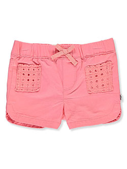 Baby Girls' Short Shorts by Levi's in Pink