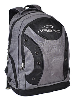 Boys' Backpack by Airbac in Gray