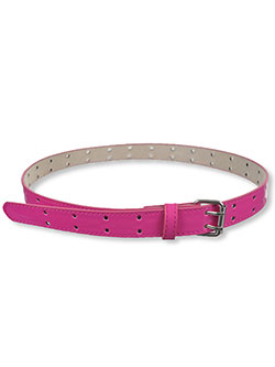 "Cookie's Brand ""Lansdowne"" Genuine Leather Belt (Sizes 20"" – 34"") - CookiesKids.com"