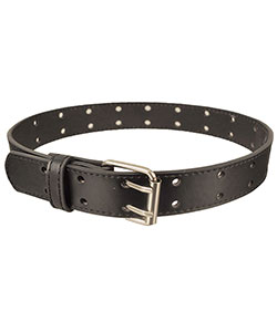 "Madison Boy ""Double Punch"" Belt (Sizes 22"" – 34"") - CookiesKids.com"