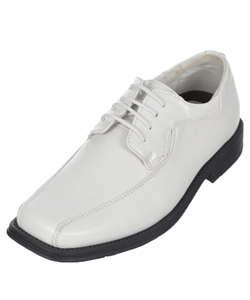 "Easy Strider Boys ""Ronnie"" Dress Shoes (Youth Sizes 4 – 7) - CookiesKids.com"