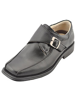"Boys ""Lemy"" Loafers by Easy Strider in Black, Shoes"