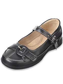 "Easy Strider Girls ""Winnie"" Mary Janes (Toddler Sizes 9 – 12) - CookiesKids.com"