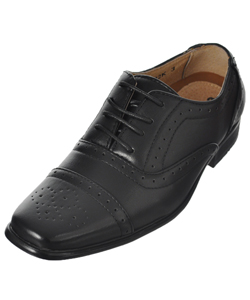 "Easy Strider Boys' ""Fully Worsted"" Dress Shoes (Youth Sizes 13 – 7) - CookiesKids.com"
