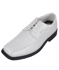 "Easy Strider Boys' ""Chevron Shine"" Dress Shoes (Youth Sizes 13 – 3)) - CookiesKids.com"