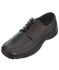 "Easy Strider Boys' ""Lawton"" Dress Shoes (Youth Sizes 4 – 8) - CookiesKids.com"