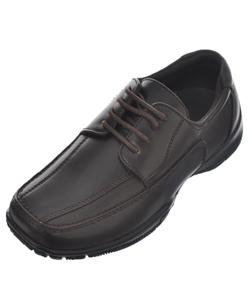 "Easy Strider Boys' ""Lawton"" Dress Shoes (Toddler Sizes 11 – 12) - CookiesKids.com"