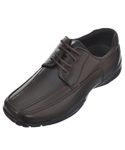 "Easy Strider Boys' ""Lawton"" Dress Shoes (Youth Sizes 13 – 3) - CookiesKids.com"