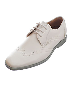 Easy Strider Boys' Dress Shoes (Sizes 6 – 7) - CookiesKids.com