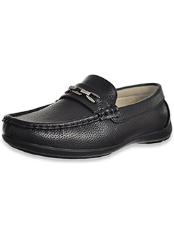 Boys' Loafers by Easy Strider in black, navy and white