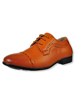 Boys' Dress Shoes by Easy Strider in Tan