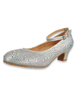 Silver Dress Shoes from Cookie's Kids