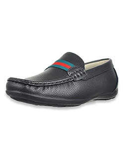 Boys' Loafers by Easy Strider in Black - Dress Shoes