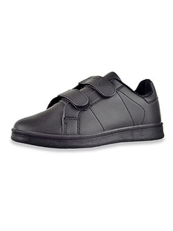 Boys' Double Strap Sneakers by Easy Strider in Black
