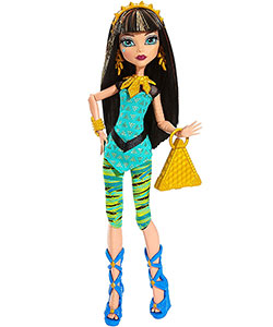 Monster High Signature Look Core Cleo De Nile Doll - CookiesKids.com