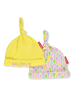 Baby Girls' 2-Piece Cap Set by Fisher Price in Pink/multi - Cold Weather Accessories
