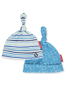 Baby Boys' 2-Piece Cap Set by Fisher Price in Blue/multi - Cold Weather Accessories