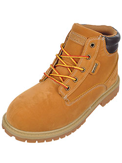 "Mountain Gear Boys' ""Cruiser 6"""" Boots (Youth Sizes 4 – 7) - CookiesKids.com"