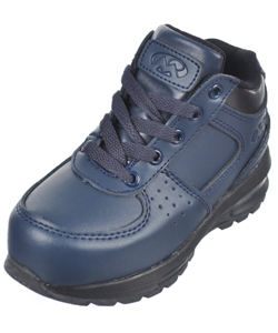 "Mountain Gear Boys' ""D-Day 2"" Sneaker Boots (Toddler Sizes 5 – 10) - CookiesKids.com"