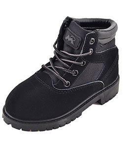 Mountain Gear Boys' Moorland Boots (Youth Sizes 4 – 7) - CookiesKids.com