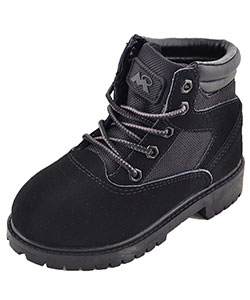 Mountain Gear Boys' Moorland Boots (Toddler Sizes 11 – 12) - CookiesKids.com
