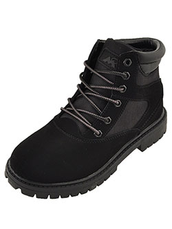 Mountain Gear Boys' Moorland Boots (Youth Sizes 13 – 3) - CookiesKids.com