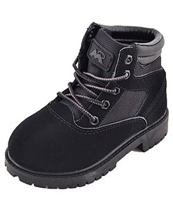 Mountain Gear Boys' Moorland Boots (Toddler Sizes 5 – 10) - CookiesKids.com
