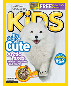 National Geographic Kids Magazine (1 Year / 10 Issues) - CookiesKids.com