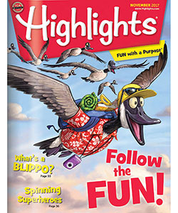 Highlights Magazine (1 Year / 12 Issues) - CookiesKids.com