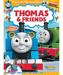 Thomas & Friends™ Magazine (1 Year / 6 Issues) - CookiesKids.com