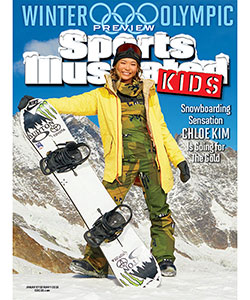 Sports Illustrated Kids Magazine (1 Year / 12 Issues) - CookiesKids.com