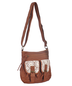 "Wanted ""Mountain Drive"" Crossbody Purse - CookiesKids.com"