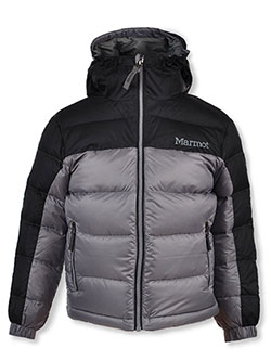 Boys' Guides Insulated Jacket by Marmot in Gray - $139.99
