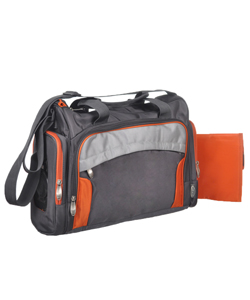 Graco Duffle Diaper Bag - CookiesKids.com