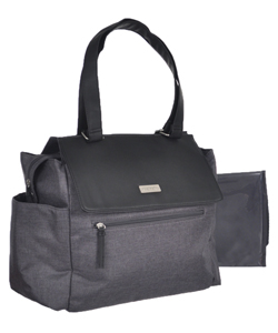 "Carter's ""Change it Up"" Diaper Tote Bag with Changing Pad - CookiesKids.com"
