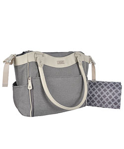 Carter's Convertible Drop Front Diaper Tote Bag - CookiesKids.com