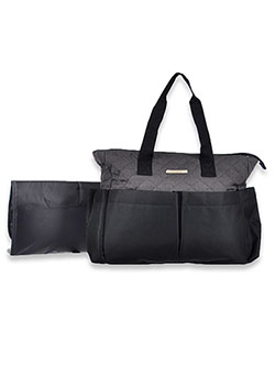 Morgan Convertible Diaper Bag by Bananafish Studio in Multi