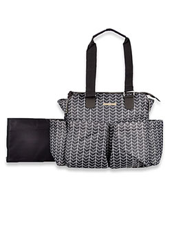 Sienna Diaper Bag by Bananafish Studio in Multi