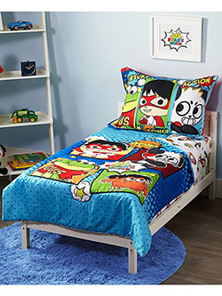 5-Piece Toddler Bedding Set by Ryan's World in Multi, Infants