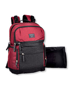Zip Pocket Diaper Backpack by Eddie Bauer in Multi