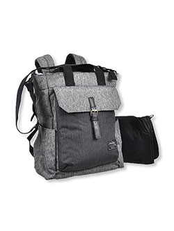 Buckle Pocket Diaper Backpack by Eddie Bauer in Multi