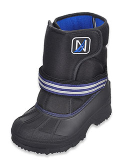 "Nautica Boys' ""Port"" Boots (Toddler Sizes 5 – 12) - CookiesKids.com"
